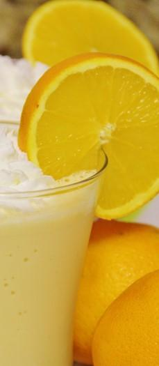 Санди апельсиновый